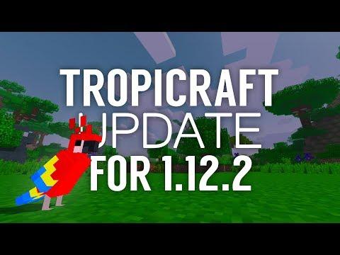 Tropicraft 1.12.2 UPDATE! | Minecraft Mod