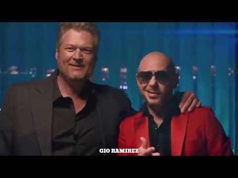 Pitbull Ft. Blake Shelton - Get Ready (Fanmade Video #2)