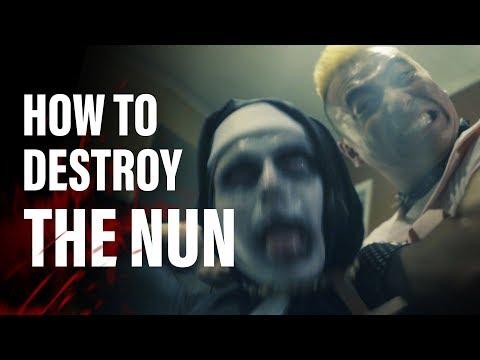 HOW TO DEFEAT THE NUN [2018] (видео)