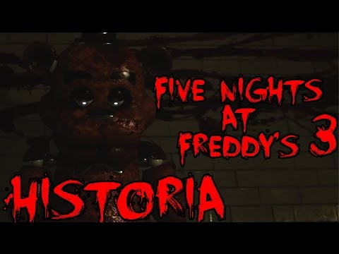 La Supuesta Historia Del Trailer De Five Nights At Freddy's 3