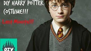 DIY Harry Potter Costume!