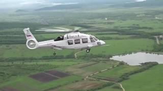 Первый полет нового вертолета Ка-62