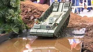RC TANKS, RC MILITARY VEHICLES, RC ARMY TRUCKS, RC LEOPARD, RC PANTHER, RC KING TIGER!!