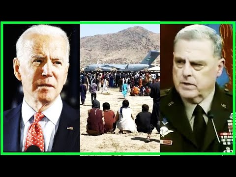 Media HUMILIATED By Biden's Wildly Successful Evacuations