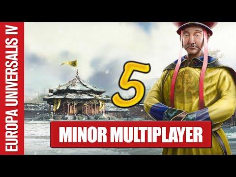 Strategyturk EU4 Ekim 2019 Minor Multiplayer #5