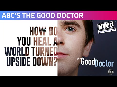 A Conversation with Executive Producers and Cast Members from ABC's The Good Doctor