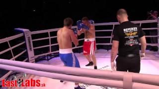 2016 Night of fights 6, BOX   81kg   Pavol Kovalíček SVK vs Jakub Paždzior POL
