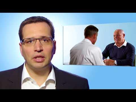 Antimikrobielle Therapie von chronischer bakterieller Prostatitis