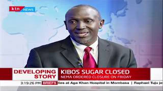 Kibos Sugar closed over factory emissions which are 5 times above standard