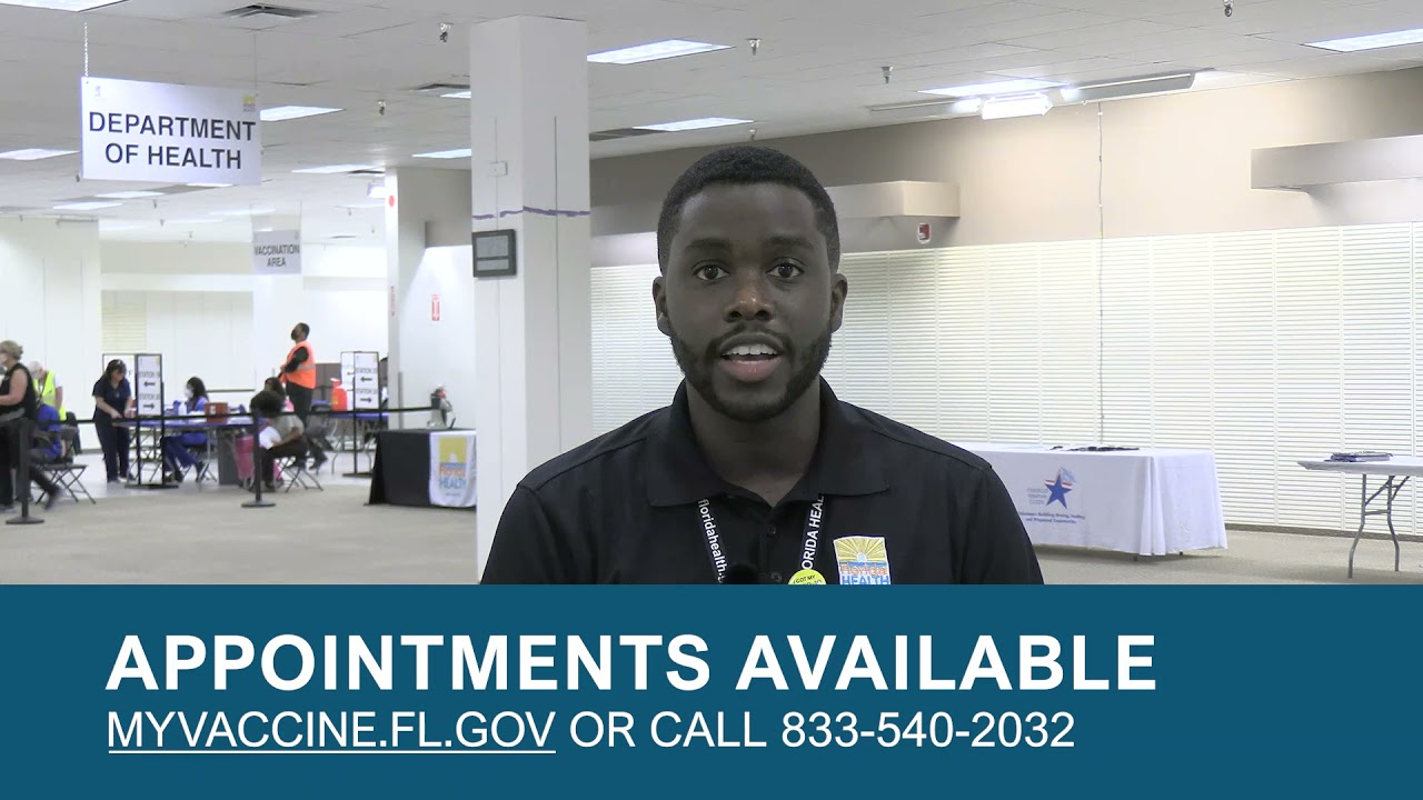 Schedule a vaccine appointment onlineVideo Thumbnail
