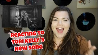 Tori Kelly   Never Alone Ft. Kirk Franklin (Live) (REACTION)