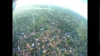 preview picture of video 'Volando sobre Luque'