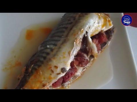 PESCADO asado al MICROONDAS, en sólo 3 minutos | Tonio Cocina 91