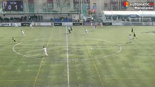 R.F.F.M. - Jornada 18 - Preferente Alevín (Grupo 2): C.D. Canillas 0-5 C.F. Fuente El Saz.