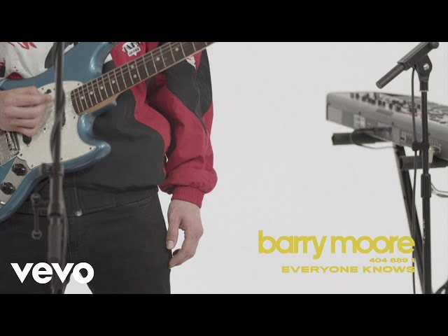 Everyone Knows  - Barry Moore