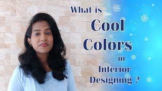 Cool Colors In Interior Designing
