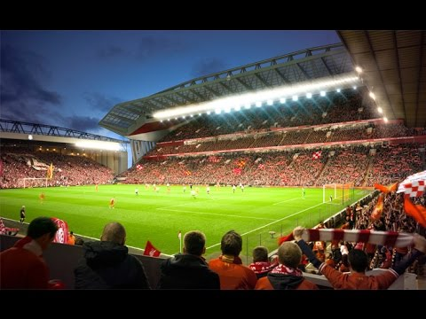 Anfield Stadium Main Stand Expansion