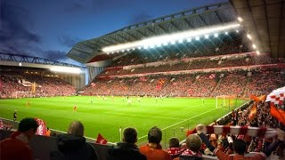 The KSS-designed new Main Stand expansion at Anfield