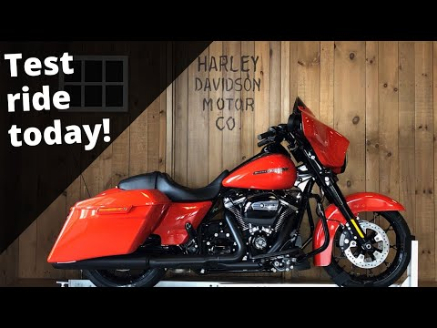 2020 Harley-Davidson FLHXS in Harrisburg, Pennsylvania - Video 1