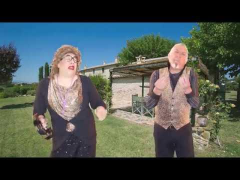 La Lima & La Raspa Duo comico cabaret abruzzese Chieti Musiqua