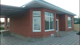 Дом 134 м2, З/У 8 сот. Цена 4,5 млн.р. в ст. Пластуновской - 26 км. от Краснодара.