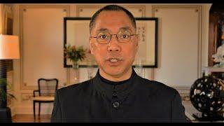 2020年2月22日郭文贵先生直播谈CCP要与世界玉石俱焚,法治基金发口罩准备解药救人