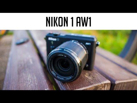 Nikon 1 AW1 im Test