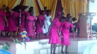 Redeemed Gospel Church Kids Dancing Ukiwa Na Maono
