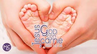 Jesus: GOD CON CARNE