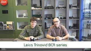 Leica Trinovid BCA binoculars | Optics Trade Debates