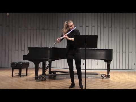 Claude Debussy - Syrinx for Flute solo
