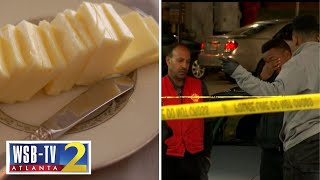 Atlanta gas station clerk attacked with... a butter knife?!