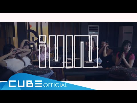 (G)I-DLE - i'M THE TREND
