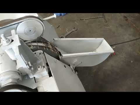 Toothpick Ends Shaping Machine