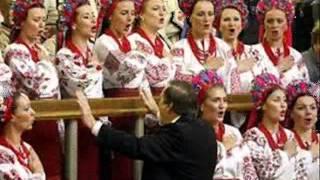 Вербовая дощечка - Хор Верьовки