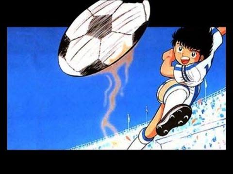 Gameplay z ... Captain Tsubasa PS2