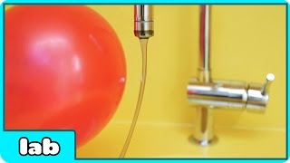 Bending Water Trick and 2 Amazing Science Experiments That You Can Do At Home by LAB 360