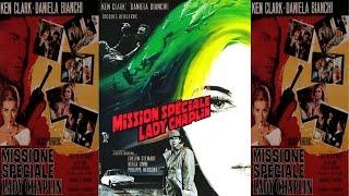 Агент 077: Особое задание леди Чаплин. Красивые женщины, миссия по спасению мира, динамичный боевик.