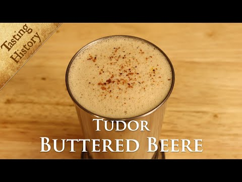 How to make real butter beer and not the Harry Potter knockoff