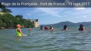 Les aquabikers débarquent à Fort de France