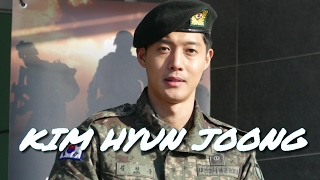 SS501, [KIM HYUN JOONG] Discharge from Army - KSTATIONTV