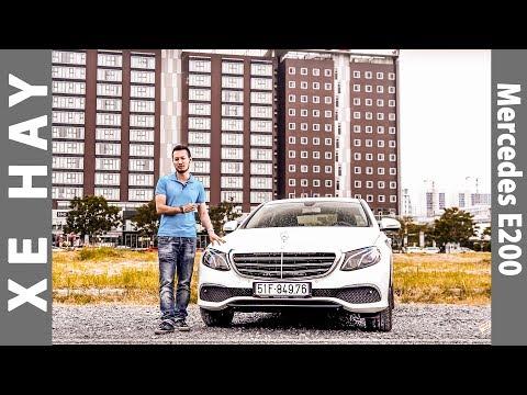 Đánh giá xe Mercedes E200 lắp ráp Việt Nam giá 2,1 tỷ | XEHAY.VN |4k|