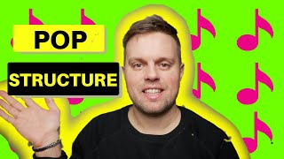 Typical Pop Song Structure for songwriting  PopScene (music industry sim) | Music Nerd Revolution