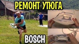 Reparatur von Bosch Sensixx'x DA50 Eisen und ähnlichem