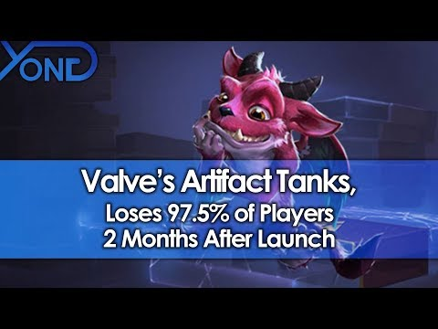 97 5% player count drop OOF :: Artifact General Discussions