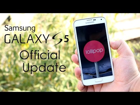 Galaxy S5 - How to install Official Android 5.0 Lollipop (Final Update)