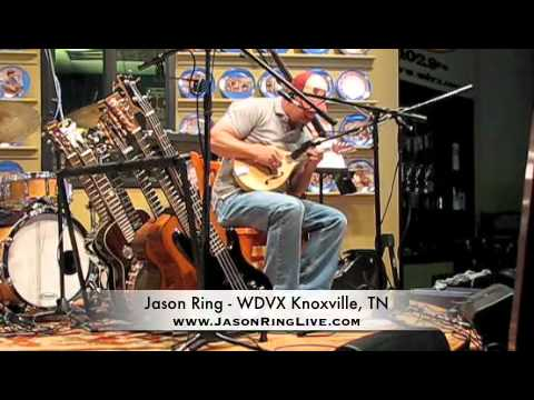 Jason Ring - one man blues bluegrass jazz band