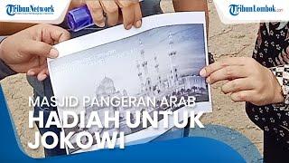 Masjid Megah Hadiah Pangeran Arab untuk Jokowi, UEA Berkomitmen Sediakan Dana Tak Terbatas
