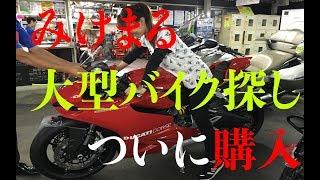 バイク初心者女子みけまる大型バイク探し〜ついに購入 Ninja400 ZX-14R