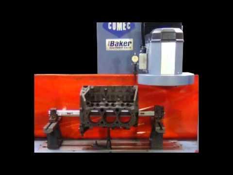 Comec RP1400 PLC CBN/PCD Surfacer